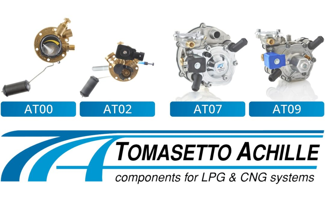 Tomasetto LPG & CNG Components