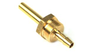 DREHMEISTER 6 mm Nipple for 6 mm Thermoplastic Hose