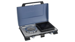 Campingaz Two-Flame Table Stove 400SG Xcelerate™