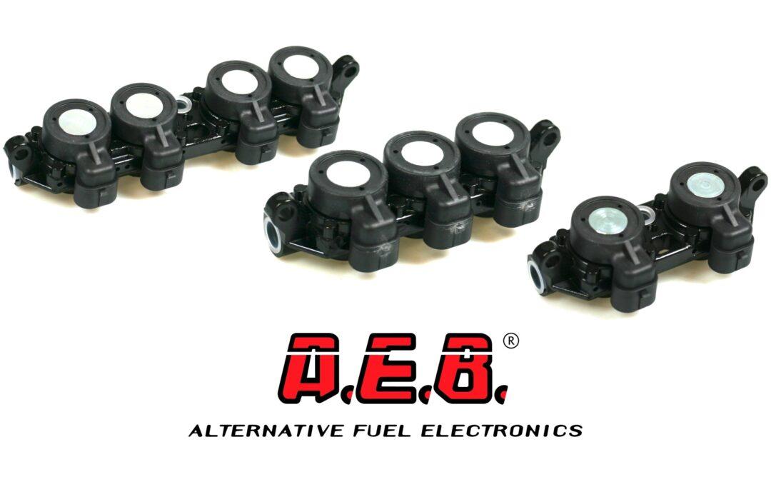 A.E.B. LPG / CNG Injector Rails