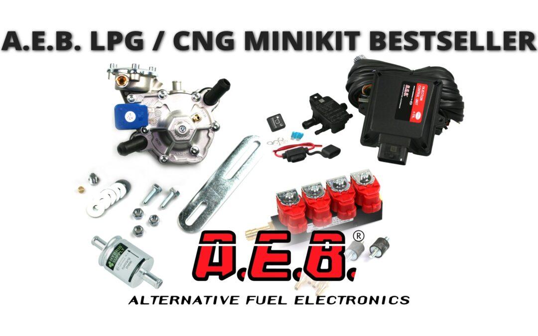 A.E.B. LPG / CNG Minikit Bestseller