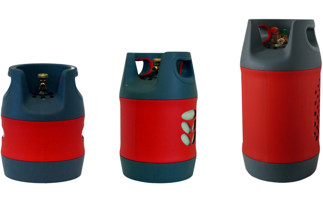 Available Now – Refillable Composite Cylinders with TÜV until 2030