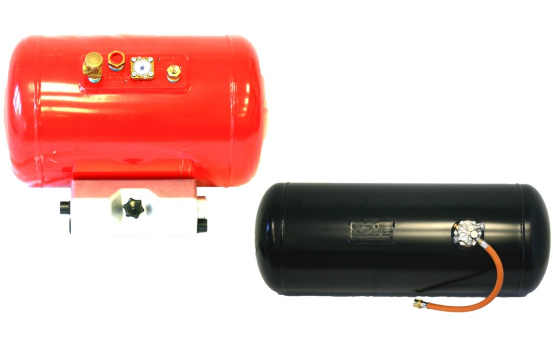 Vapour Gas Tanks