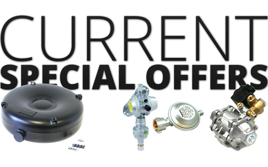 Current Special Offers