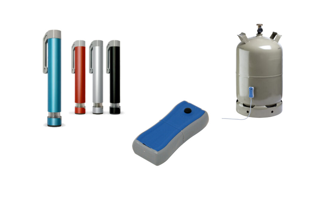 GASLEVEL® Gas Level Indicator for Gas Bottles