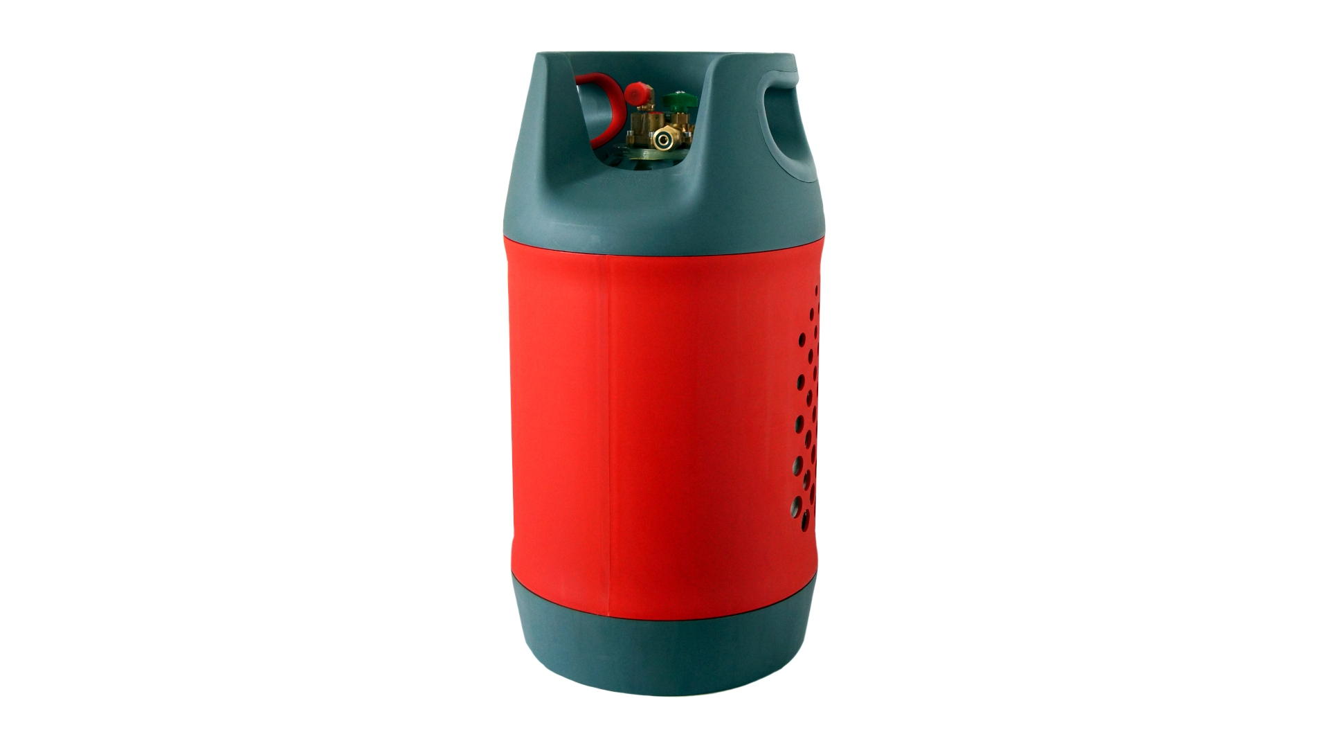 Composite Gas Cylinder 24.5 litres with 80% Filling Stop