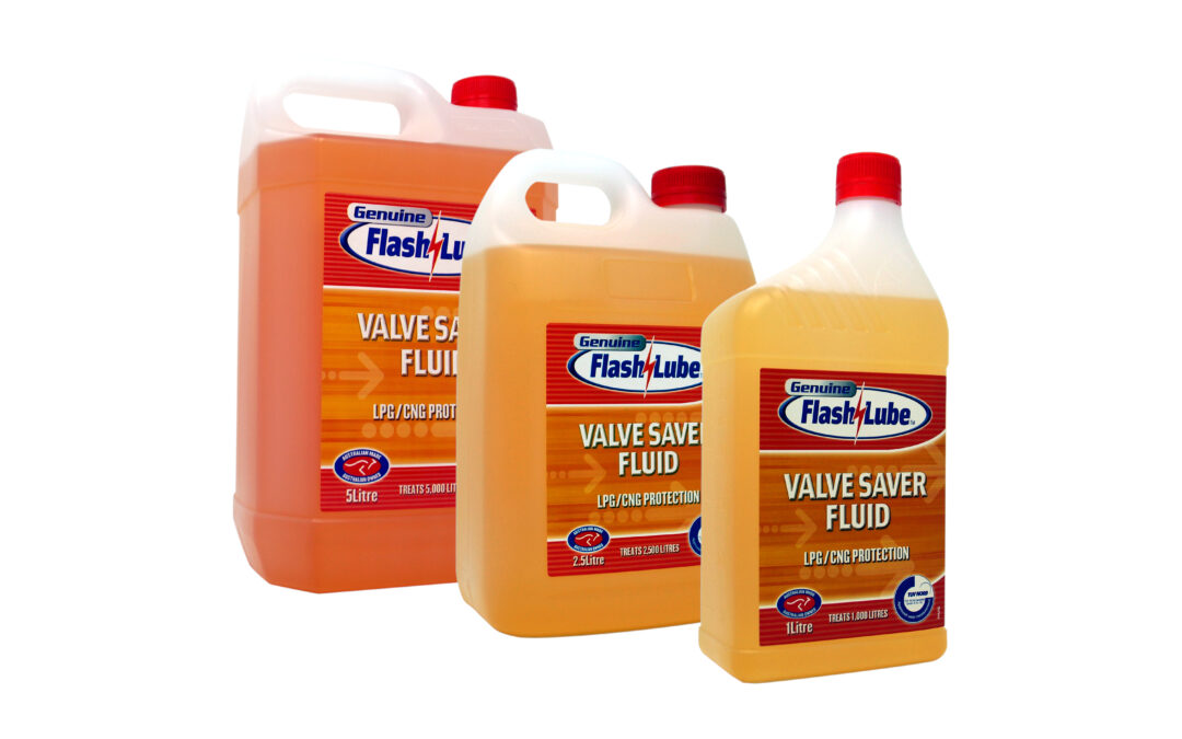 FlashLube Valve Saver Products