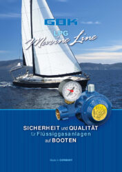 Solutions for LPG on Boats - MarineLine (German)