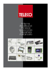 Antennas and Satellite Catalogue (French)