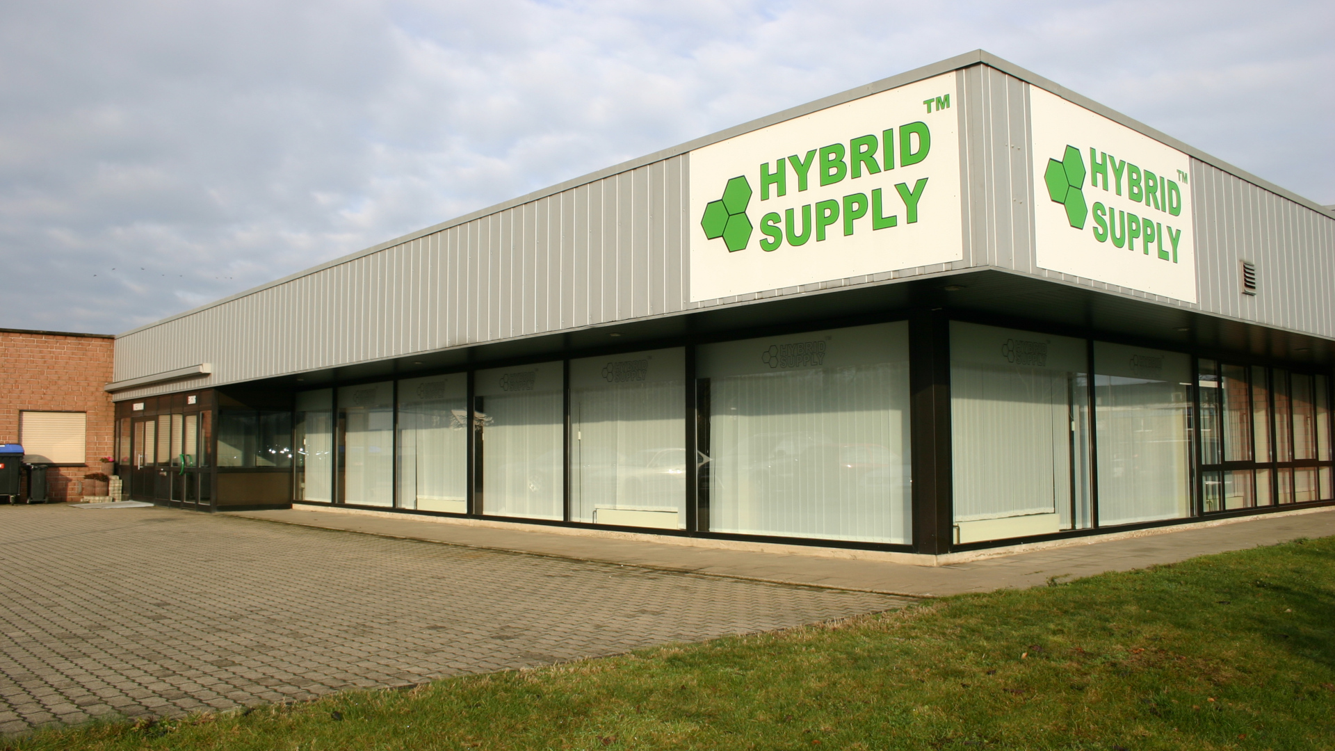 HybridSupply in 2007