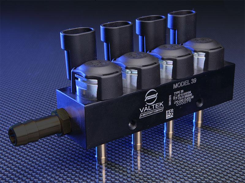Valtek 39 LPG/CNG Rail Replaces Valtek 34